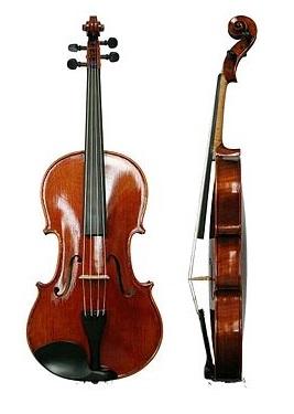 обучени игре на скрипке