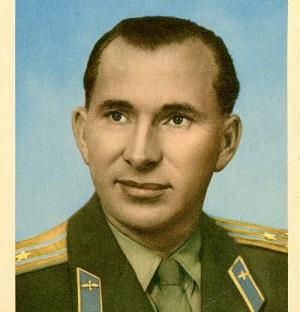 Павел Беляев - с ним Леонов летал в Космос