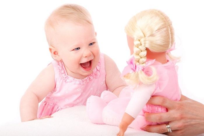 научить ребенка говорить в 1 год