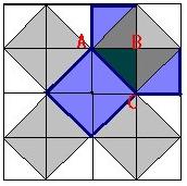 теорема пифагора доказательство 1