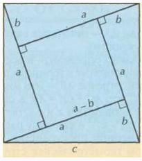теорема пифагора доказательство 3